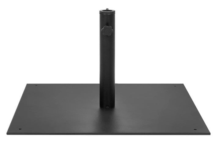 Best Choice Products 38.5lbs Patio Steel Umbrella Base Stand