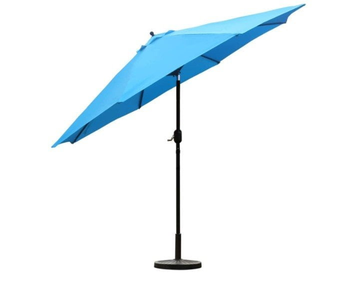 Sunnyglade 11Ft Patio Umbrella Garden Canopy Outdoor Table Market Umbrella