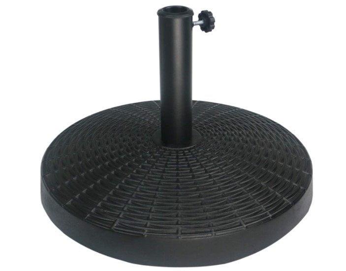 Sunnyglade 55 lb Resin Umbrella Base Patio Umbrella Stand