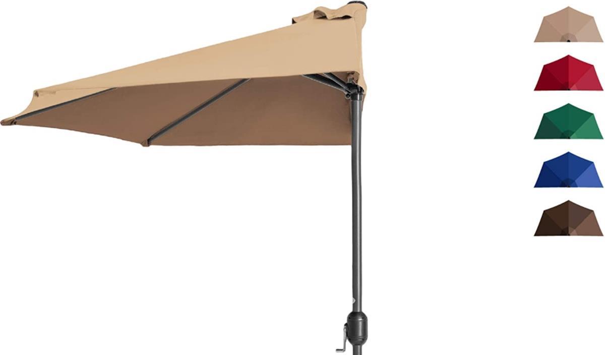 Best Half Patio Umbrellato Buy