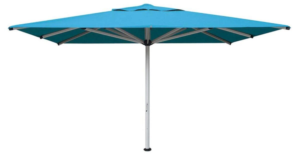 16 ft patio umbrellas - Shademaker 16 ft 4 inches Astral Market Umbrella