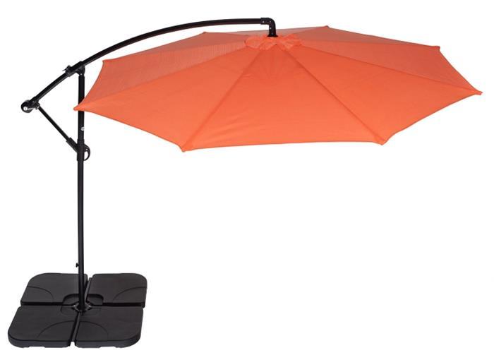 Coolaroo 10 ft cantilever umbrella