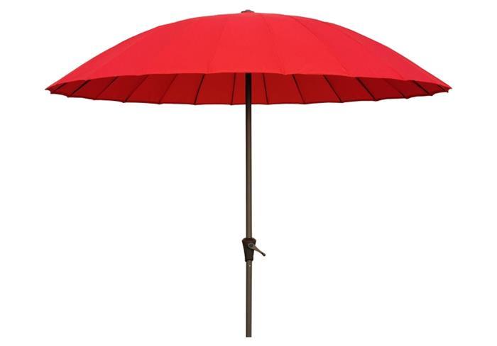 Coolaroo Shanghai 2.5m Round Market Umbrella