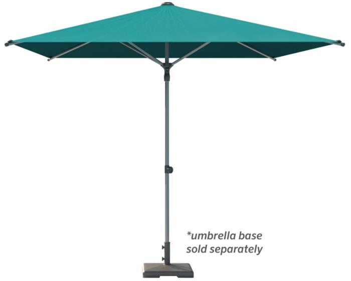Coolaroo Torquay 2.7m Square Market Umbrella