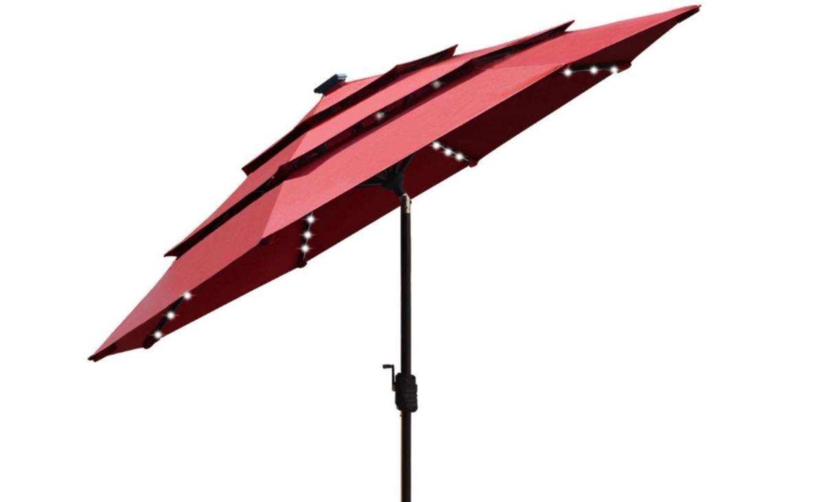EliteShade Sunbrella Umbrellas