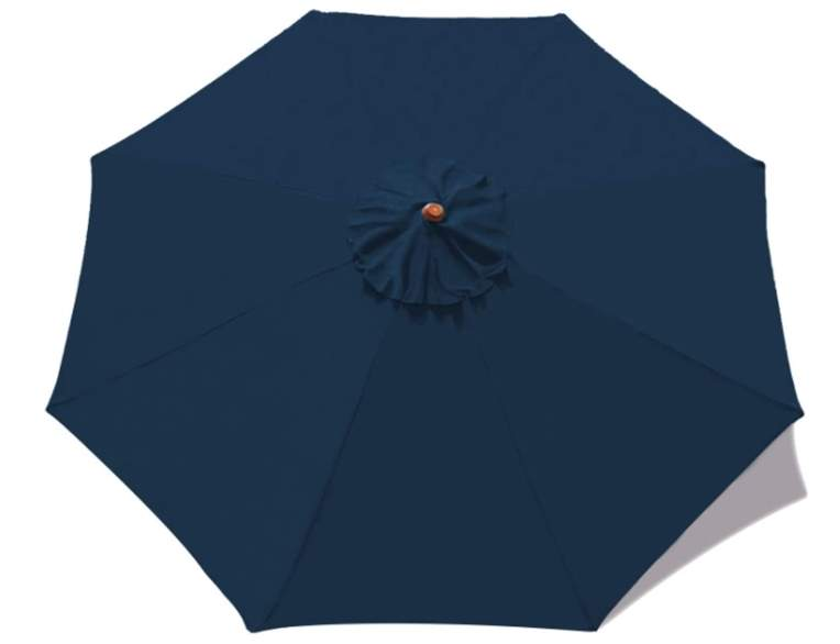 ABCCANOPY 9ft Outdoor Umbrella Replacement Top Patio Umbrella Market Umbrella Replacement Canopy with 8 Ribs